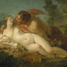 Júpiter y Antíope