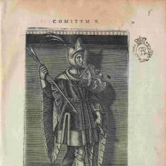 Retrato de Diderick IV