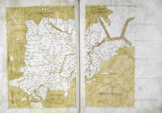 Descriptio Secundae Tabulae Europae