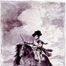 Retrato ecuestre del Príncipe Baltasar Carlos