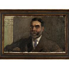 Retrato del Marqués de la Vega-Inclán