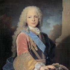Fernando de Borbón y Saboya, príncipe de Asturias (futuro Fernando VI de España)