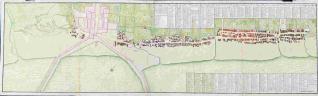 Plan Geografico de la Población de la Playa de la Ciudad de Valencia