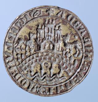 Matriz para el sello del concejo de Miranda del Castañar