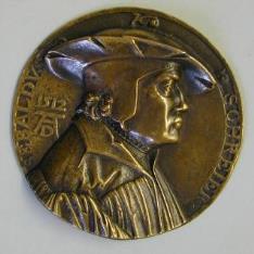 Medalla de Sebald Schreier