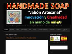 "handsoap ""Jabón Artesanal"""