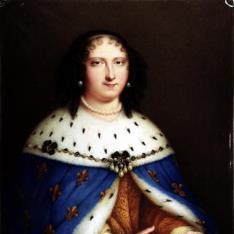 Francisca d´Aubigné, marquesa de Maintenon