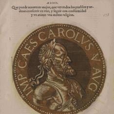 Retrato de Carlos I, Rey de España