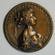 Medalla de Margaret Carey
