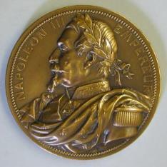 Medalla conmemorativa de la Exposición Universal de París de 1867