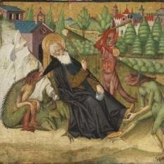 Las tentaciones de San Antonio Abad