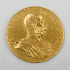 Segunda Medalla de la Exposición Internacional de Viena 1894