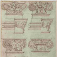 Capiteles jónicos