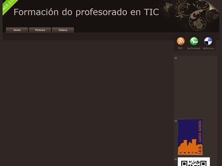 Formación do profesorado en TIC