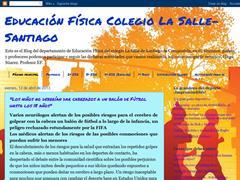 Educación Física Colegio La Salle-Santiago
