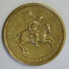 Medalla de Carlos II