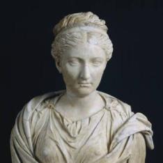 La emperatriz Sabina