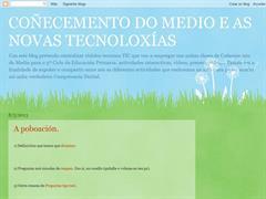 COÑECEMENTO DO MEDIO E AS NOVAS TECNOLOXÍAS