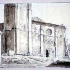 Iglesia de Villamuriel de Cerrato, Palencia