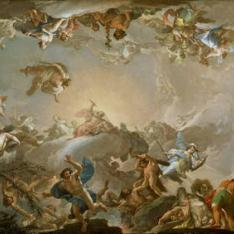 El Olimpo: batalla con los gigantes