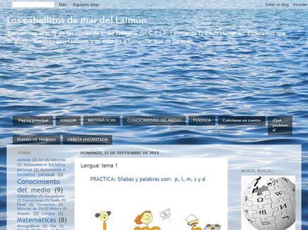Los caballitos de mar del Laimún
