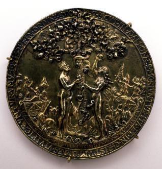 Medalla de la Crucifixión