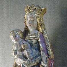 Virgen con el Nniño