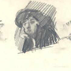 Dos estudios femeninos