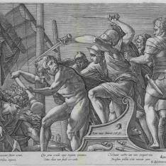Hércules y Gerión