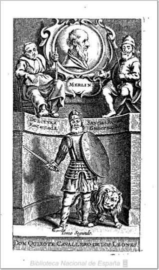 Vida y hechos del ingenioso cavallero don Quixote de la Mancha