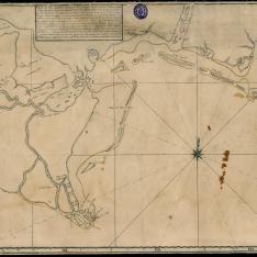 Plano del Rio Misisipi