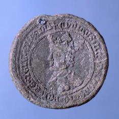 Sello de Enrique IV, rey de Castilla y de León