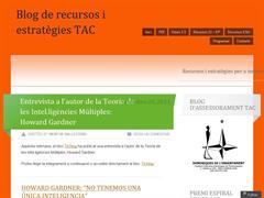Bloc de recursos i estratègies TAC