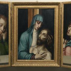 La Piedad, San Juan y la Magdalena
