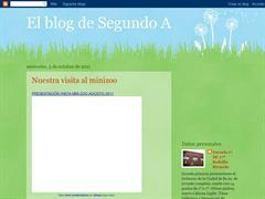 El blog de segundo A