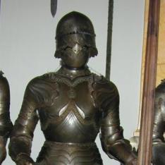 Arnés según modelos del siglo XV-XVI