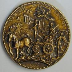 Medalla de Luis XIII, Rey de Francia y Navarra