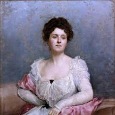 Retrato de señora