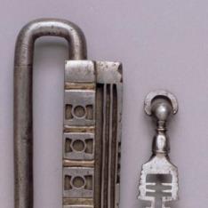 Candado y llave