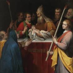 La Presentación en el Templo