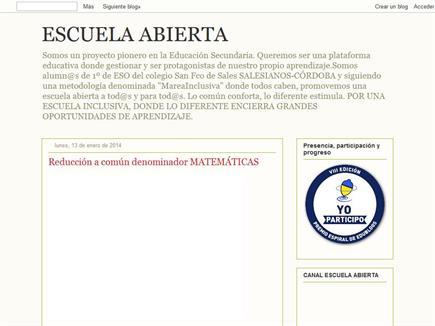 EscuelaxAbierta