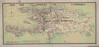 Isle Saint Domingue