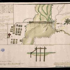 Plano del Lugar de la Antigua