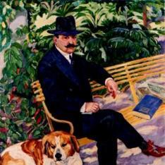 Retrato de don Rafael Echevarría