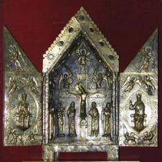 Tabernáculo. Reproducción del tabernáculo de Saint Aignan de la Catedral de Chartres