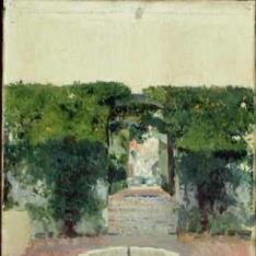 Fuente árabe del Alcázar de Sevilla