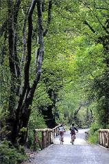 1.200 kilómetros de rutas verdes