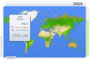Ciudades del Mundo. Juegos Geográficos