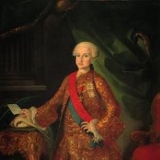 Retrato de Carlos IV, príncipe