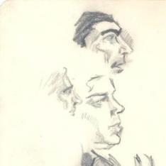 Estudio de rostros
